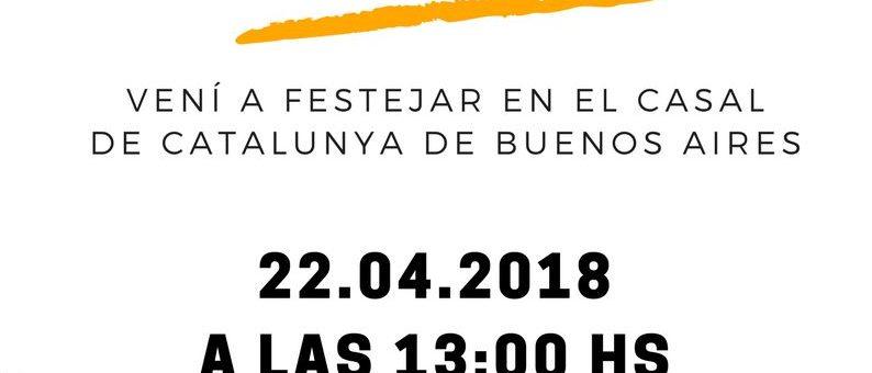 San Jordi 2018